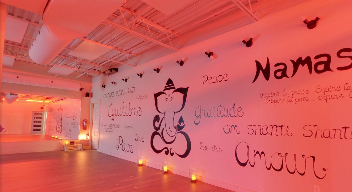 YogaTribes   Studio de Yoga   Blainville