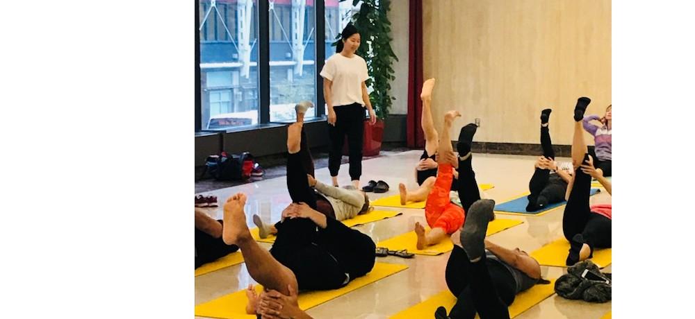 YogaTribes   Teacher Profile   Westmount